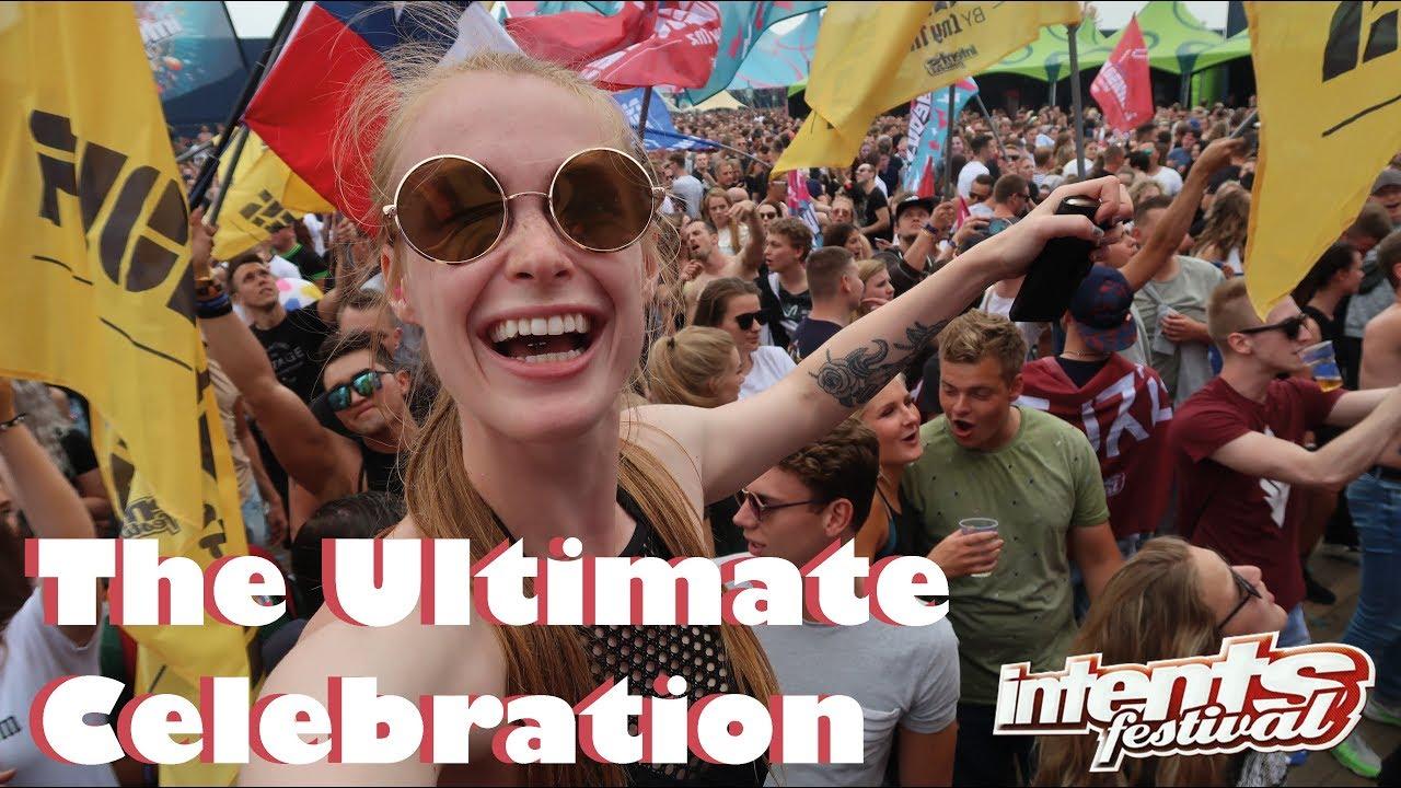 THE ULTIMATE CELEBRATION - Intents Festival 2018   Saturday
