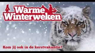 Kom naar de Warme Winterweken in de kerstvakantie!