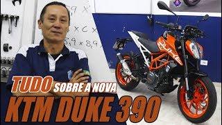 CHINA E TUDO SOBRE A NOVA KTM DUKE 390! - MOTO.com.br