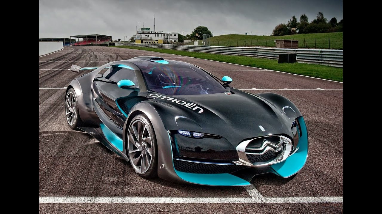 Top 10 future concept Cars 2015 and 2016 - YouTube