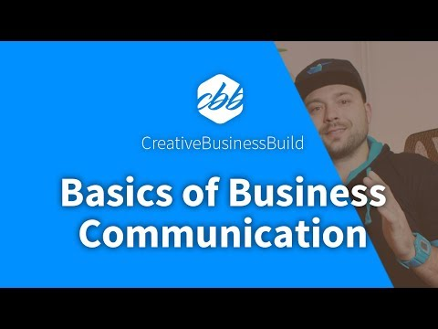 Business Communication Mindset - Land Higher Paying Creative Projects