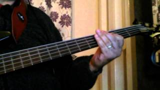 Esirinim-Ferhat Gocer (Bass Cover)