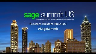 Sage Summit US Atlanta 2017 Recap - Coach Niquenya