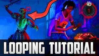 "DBD ""HOW TO LOOP & DISTRACT THE KILLER TUTORIAL!"" - DBD LOOPING TIPS AND TRICKS! DBD LOOP TUTORIAL!"