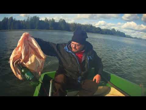 Водный парашют для рыбалки своими руками