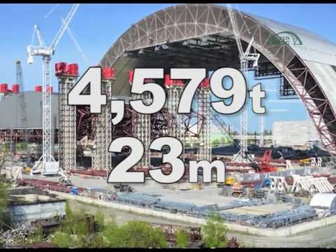 The New Safe Confinement Construction Chronicle