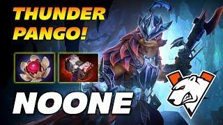 Noone Pangolier [Rolling Thunder] Dota 2 Pro Gameplay