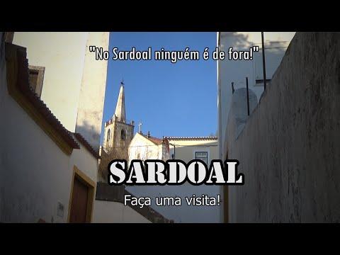 """Vídeo Promocional do Sardoal - """"No Sardoal ninguém é de fora!"""""""