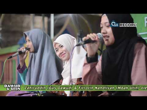 Nabrotuzzain - Lailatus Sholawat Gus Dawud Dan Mbak Utin