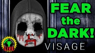 The SCARIEST Horror Game I've Ever Played! | Visage