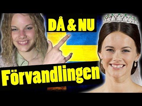SOFIA HELLQVIST - från Paradise Hotel till PRINSESSA av Sverige