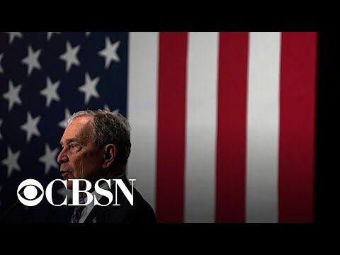 Michael Bloomberg to join presidential debate stage for first time