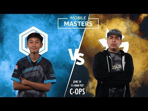 Critical Ops Grand Finals Gankstars Vs Hammers Esports Amazon Mobile Masters LAN Tournament 2018