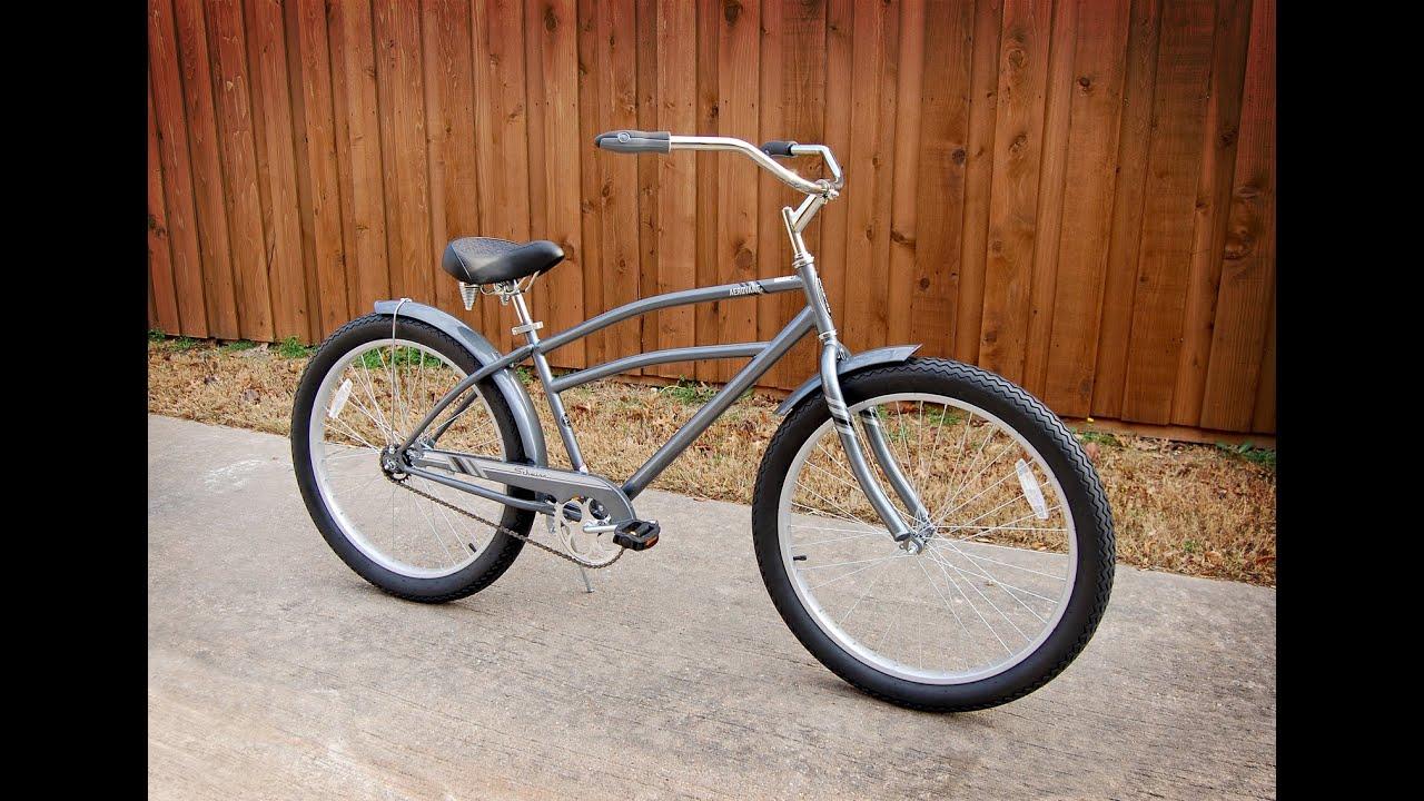 31279e88967 2016 Schwinn Aerovane Cruiser Bicycle - YouTube