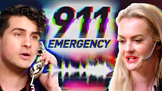 I spent a dąy with 911 EMERGENCY DISPATCHERS
