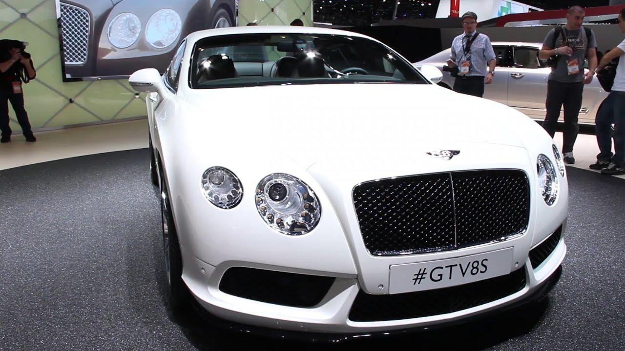 отзывы о бентли gtv8s