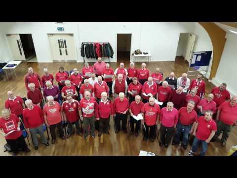 Barry Male Voice Choir - O Gymru