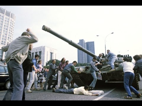 25 years on: Failed coup that ended Soviet Union