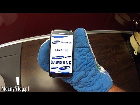 Wybuchający Samsung Galaxy Note 7