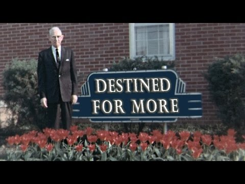"""Destined For More: The Story of Ingram Funeral Home"""