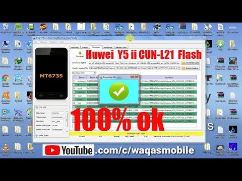 Huawei Y5ii Cun-L21 Firmware 1000% Tested By Sp Flash Tool | Huawei Y5 Ii Flash File Download