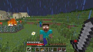 How To Spawn Herobrine In Minecraft 1.8 NO MODS
