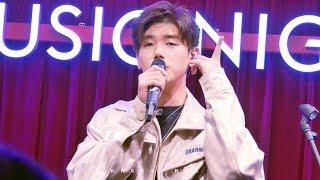 [fancam] 191121 에릭남 Eric Nam - No Shame @ Youtube Music Night