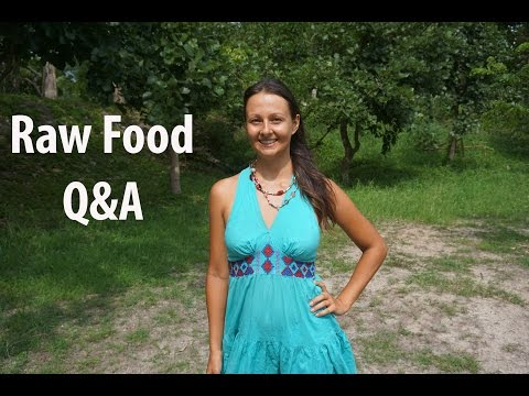 Raw Food Q&A: Severe Hair Loss, How Long It Takes, And More!