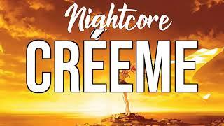 (NIGHTCORE) Créeme - Karol G, Maluma Video