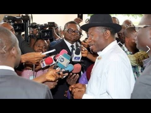 BIAFRA HOT NEWS: FORMER NIGERIA PRESIDENT DR. GOODLUCK JONATHAN SURPRISE BIAFRA AND BUHARI TODAY.