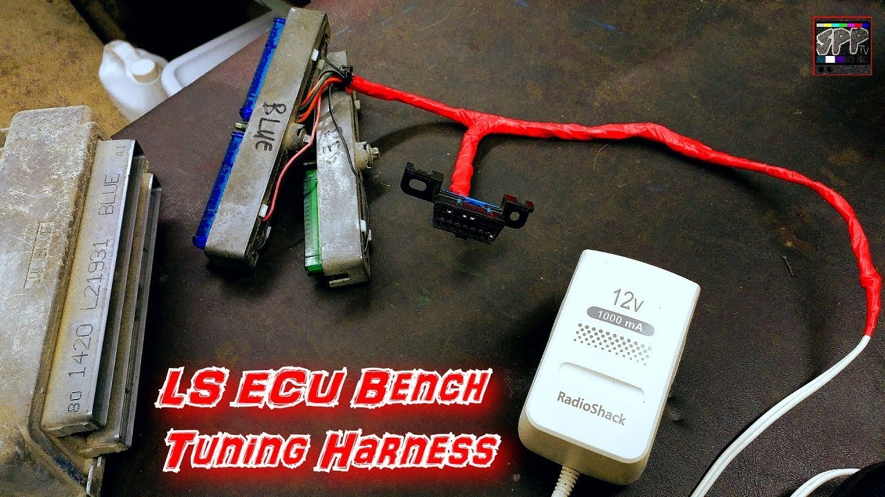 small resolution of easy ls engine tuning harness bench tune with hp tuners efi live and more