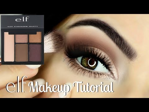 Beginners Eye Makeup Tutorial Using ELF | Parts of the Eye | How To Apply Eyeshadow thumbnail