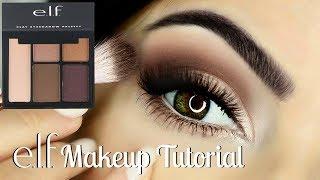 Beginners Eye Makeup Tut๐rial Using ELF   Parts of the Eye   How To Apply Eyeshadow
