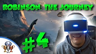 Robinson: the journey [psvr] from the graveyard to the ending - platinum let's play (part 4)