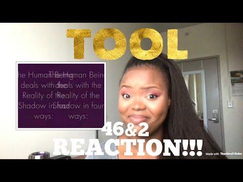 Tool 46&2 REACTION!!!