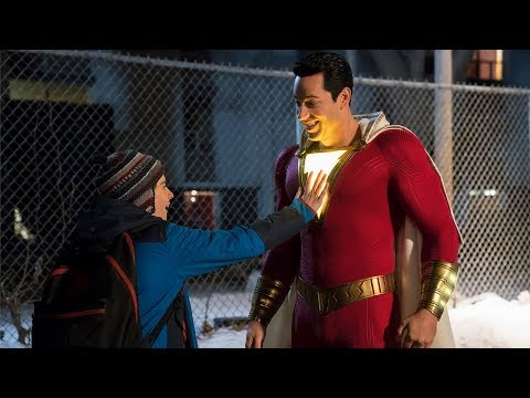 SHAZAM! - Official Teaser Trailer [HD] Mp3
