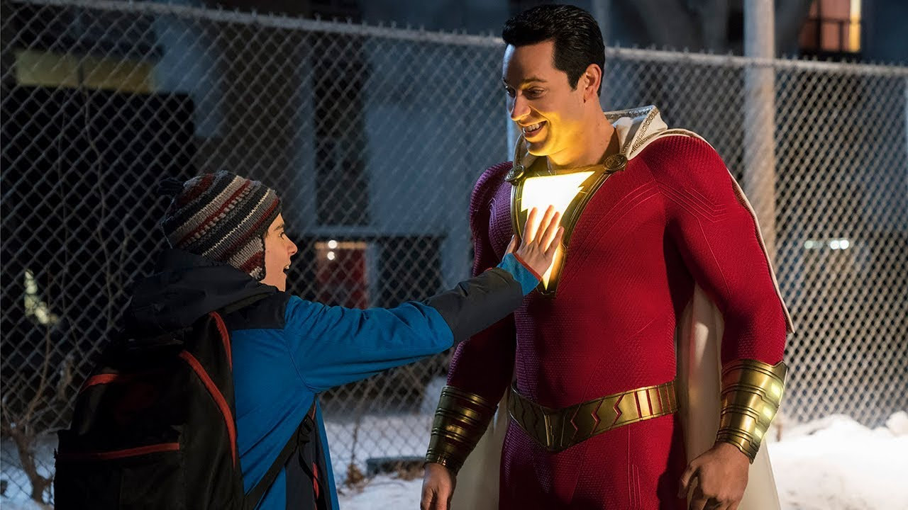 Shazam  Watch Online Movie Trailer