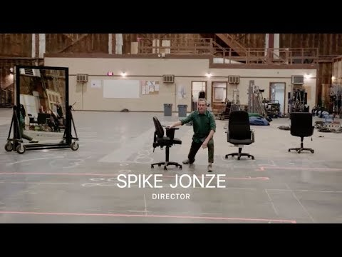 Download Spike Jonze Welcome Home - Apple HomePod Making Of From AdWeek - Behind The Scenes