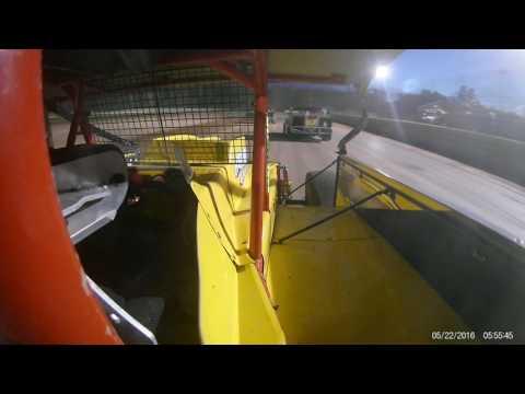 Canandaigua Motorsports Park 1st feature race