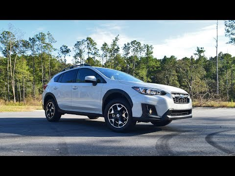 Performance Drive Review - 2018 Subaru CROSSTREK 2.0i Premium