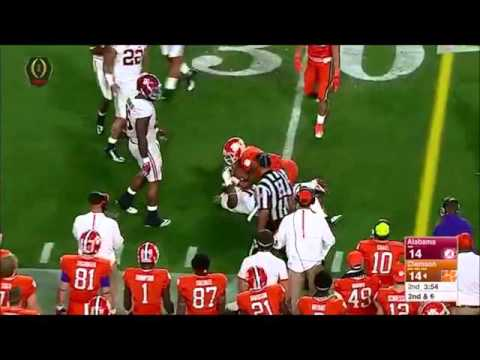 Deshaun Watson's Highlights vs. Alabama (2015-16 national title game)