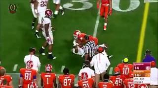Repeat youtube video Deshaun Watson's Highlights vs. Alabama (2015-16 national title game)