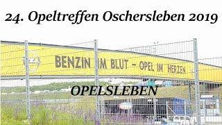 24. Opeltreffen Oschersleben 2019