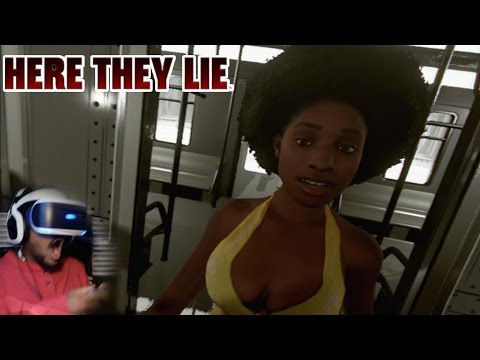 BABY..? BABY I'M COMING TO THE RESCUE   Here They Lie (PSVR Horror)