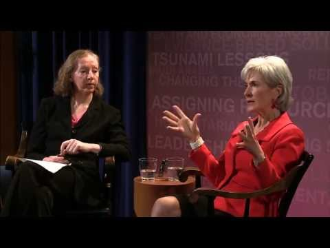 A Conversation with Kathleen Sebelius, U.S. Secretary of Health and Human Services
