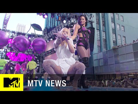 Demi Lovato Reveals the Surprising Story Behind Her Iggy Azalea Collaboration | MTV News