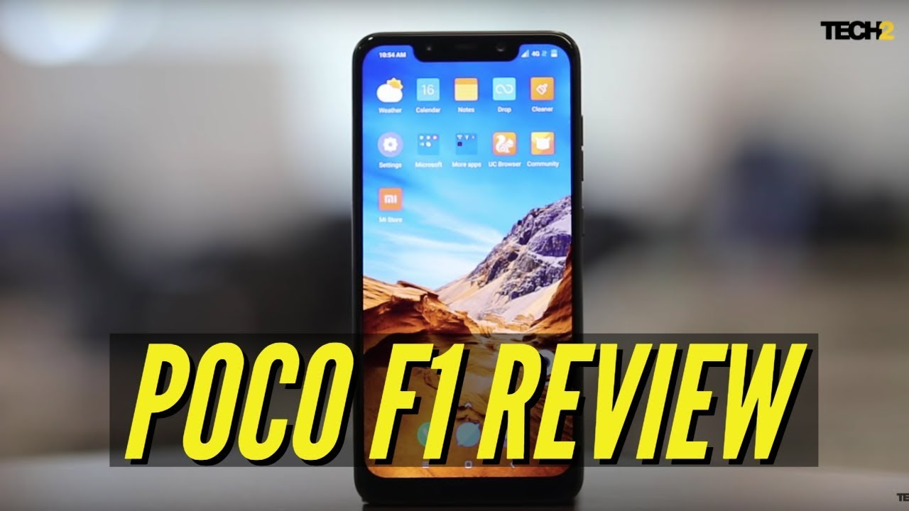 Xiaomi POCO F1 Review: The best value for money smartphone