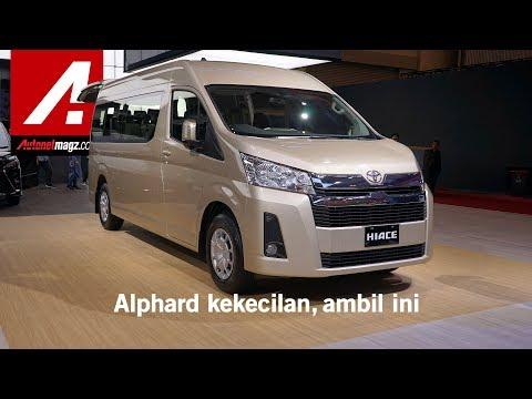 Toyota HiAce 2019 Indonesia