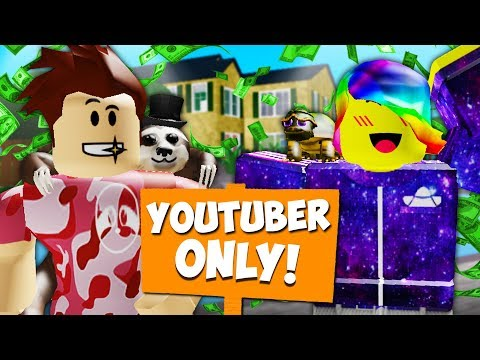 The YouTuber Only Club: A Roblox Movie (Feat. Poke, Tofuu And Hyper)
