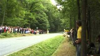 Lamborghini Murcielago R-SV on Lückendorf hill climb